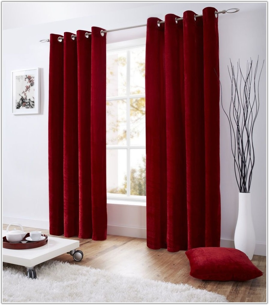 Extra Long Thermal Curtains Uk Curtains Home Design Ideas Pertaining To Extra Long Thermal Curtains (View 2 of 15)