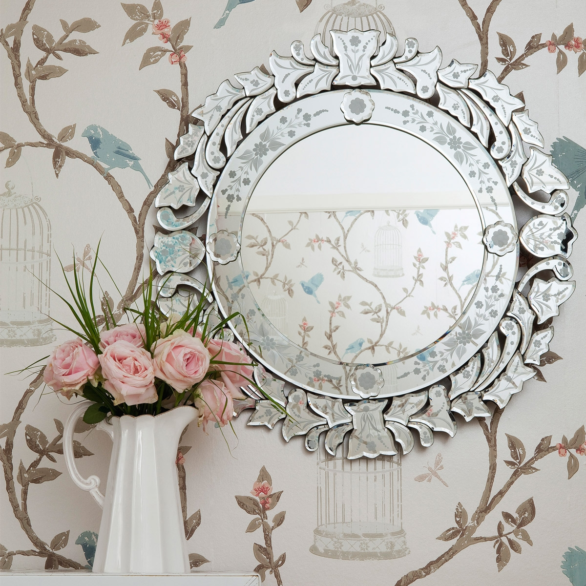 Fancy Mirrors Full Image For Big Fancy Mirror Perfect Frames For Inside Fancy Mirrors For Sale (Image 8 of 14)