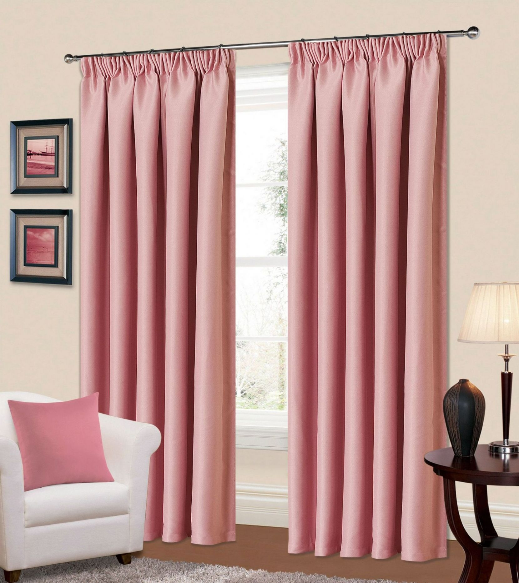 Fascinating Thick Bedroom Curtains Also For Curtain Idea Short Intended For Short Drop Ready Made Curtains (View 4 of 15)