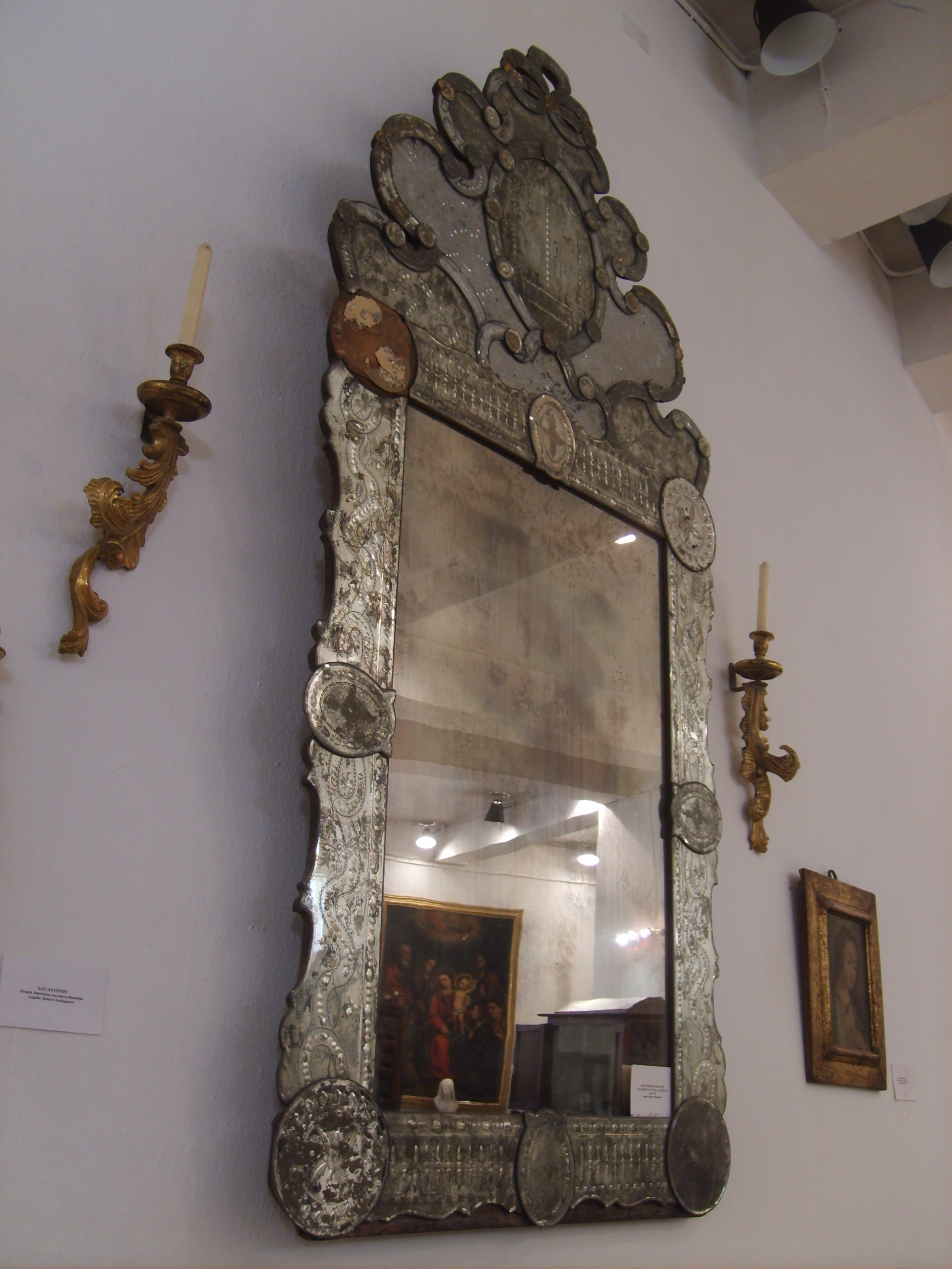 Filevenetian Mirror Wikimedia Commons Regarding Venetian Antique Mirror (Image 9 of 15)