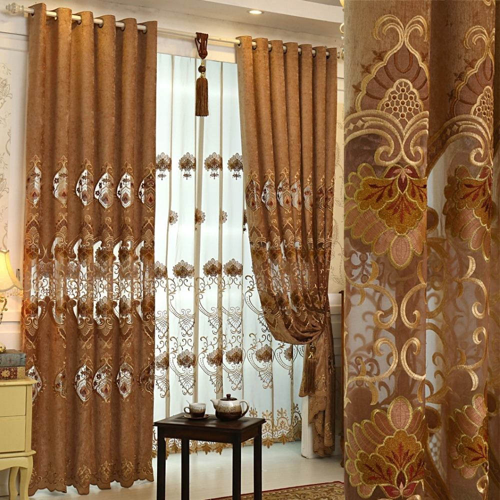 Find More Curtains Information About Custom Made European Royal For Custom Made Blackout Curtains (Image 9 of 15)