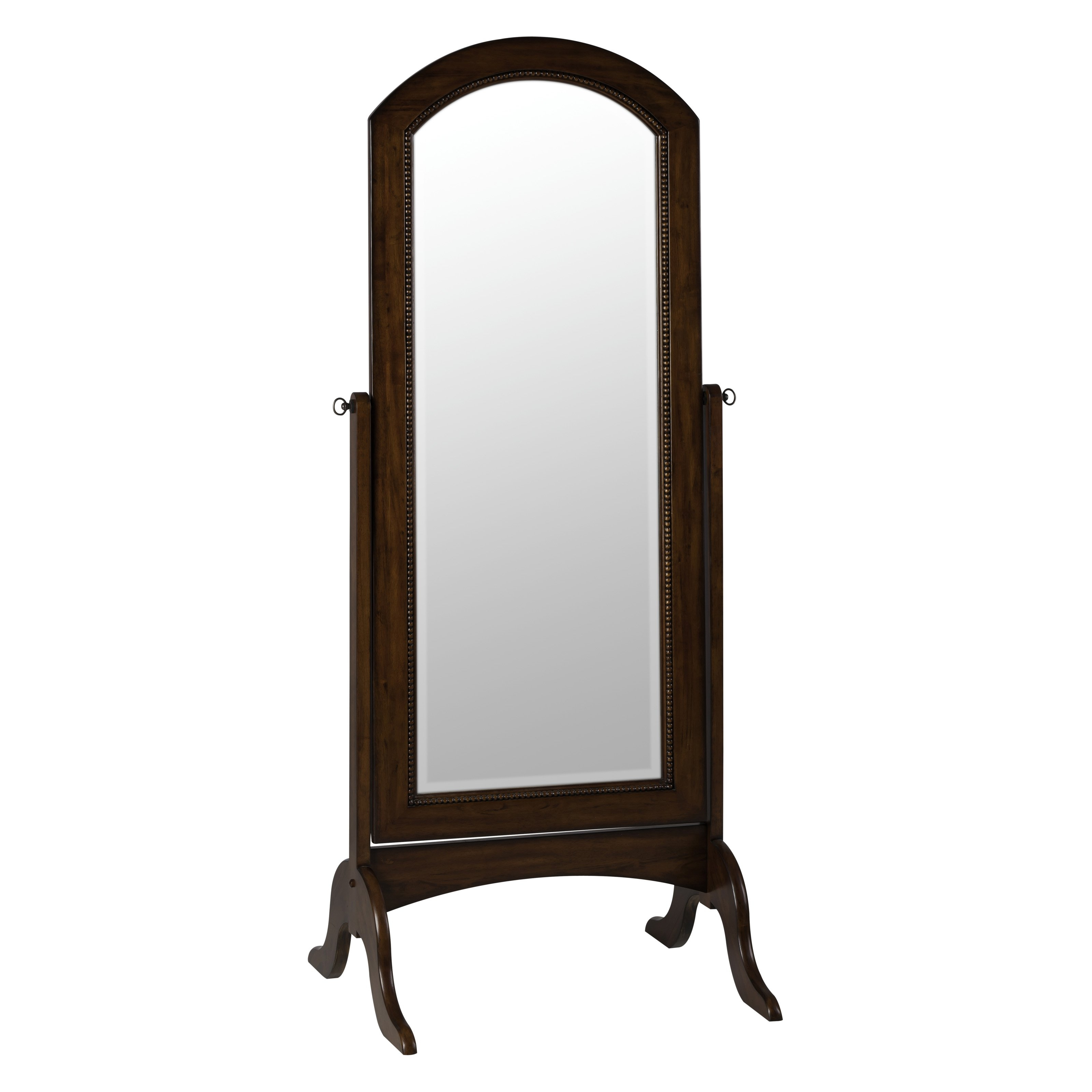 Floor Cheval Mirrors Pertaining To Victorian Standing Mirror (Image 6 of 15)