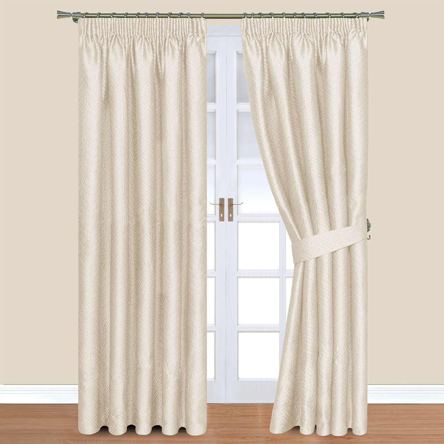 Florence Cream Curtains From Curtains 2go Pinterest Regarding Lined Cream Curtains (View 3 of 15)