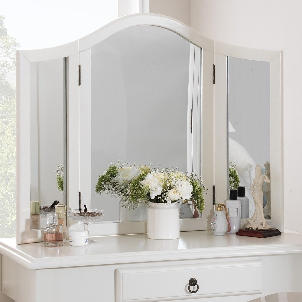 Free Standing Dressing Table Mirrors Surfcola With Regard To Free Standing Dressing Table Mirrors (Image 10 of 15)