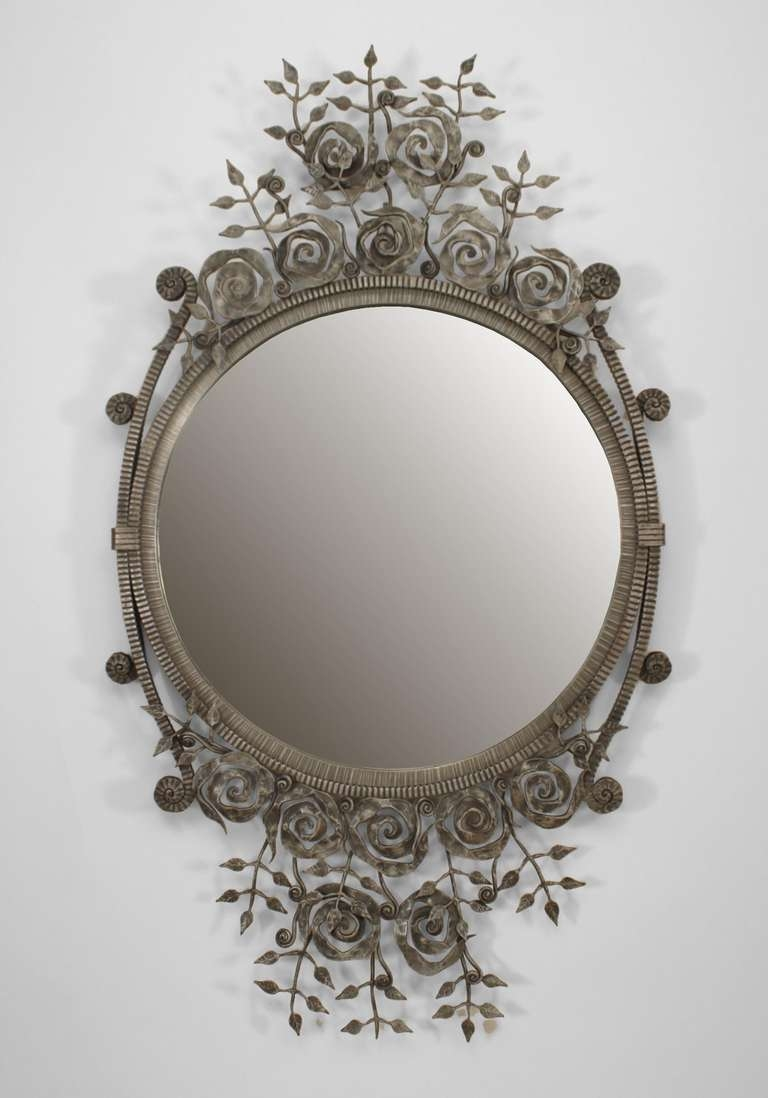 Featured Image of French Style Mirror
