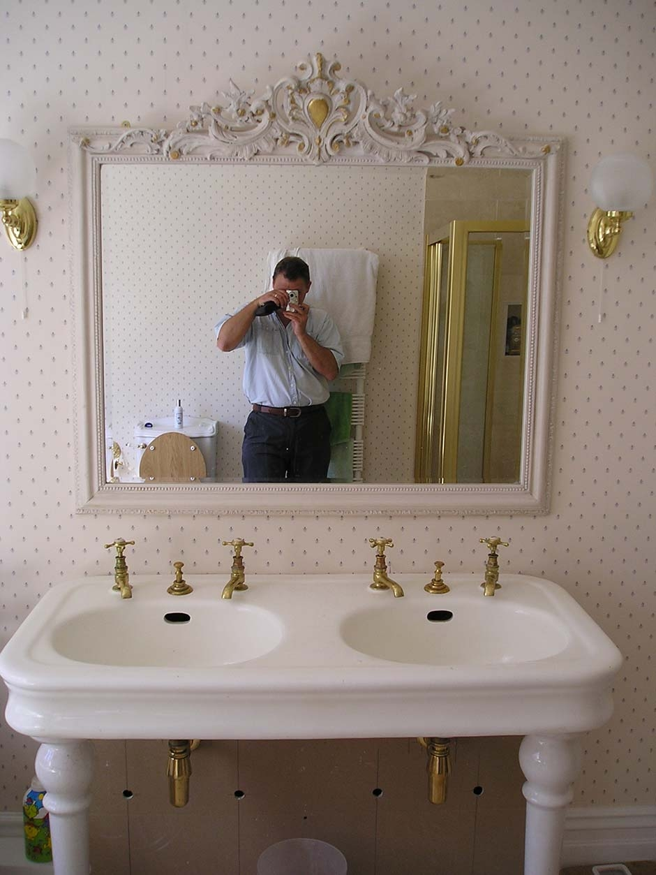 french bathroom mirror 15 style bathroom mirror mirror ideas 12920