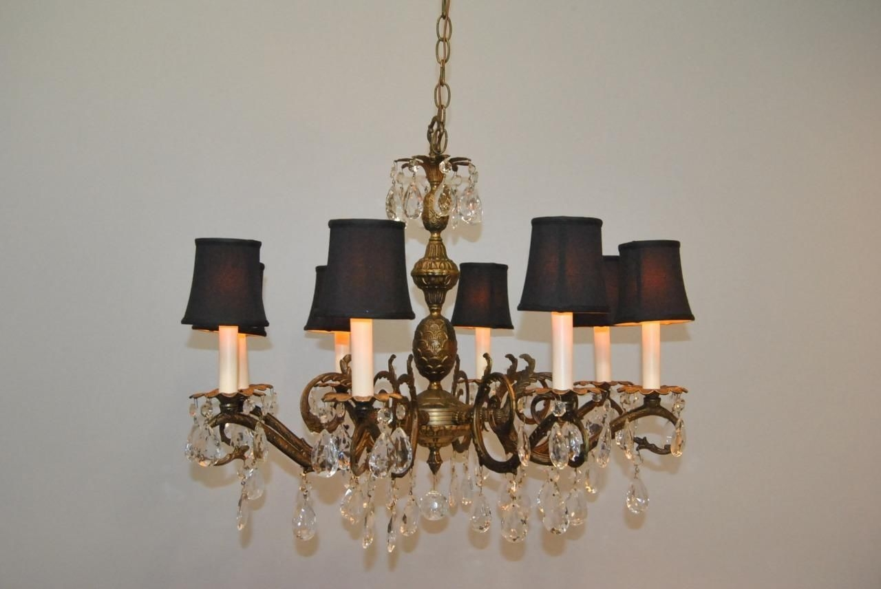 French Chandelier Ideas Inspiration Home Designs Pertaining To Antique Style Chandeliers (Image 6 of 15)