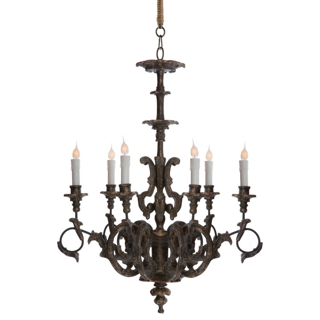French Chandelier Superb In Designing Home Inspiration With French Throughout French Chandelier (Image 10 of 15)