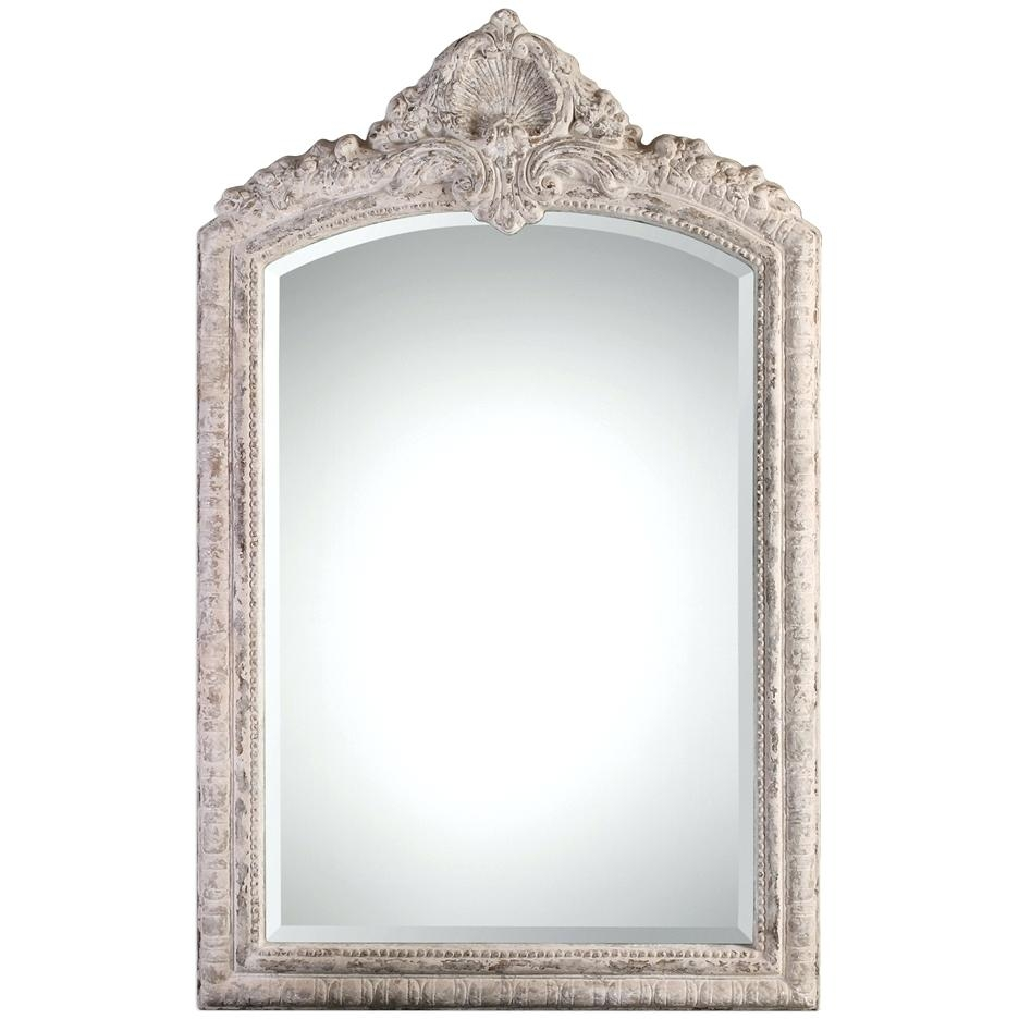 French Chic Mirror Pitchloveco With Regard To French Chic Mirror (Image 8 of 15)
