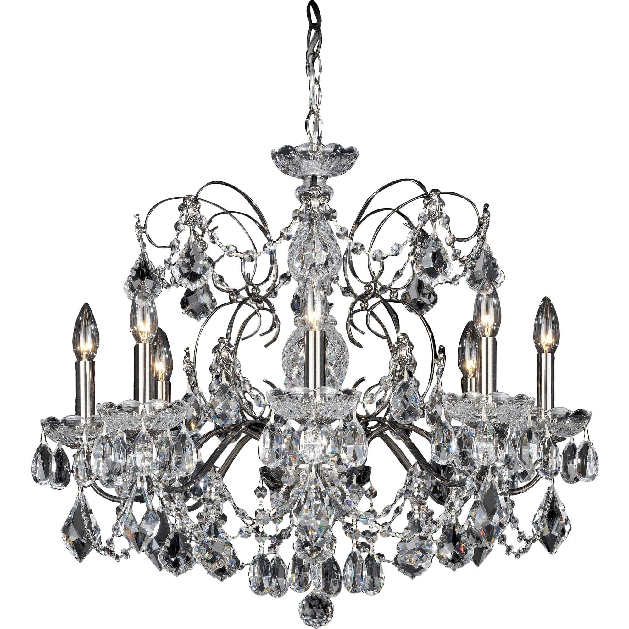 French Gold Chandeliers Youll Love Wayfair For French Gold Chandelier (Image 7 of 14)