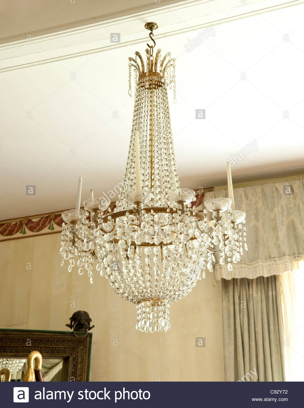 From The 15th Century Ornate Chandeliers Based On Ring Or Crown With Ornate Chandeliers (Image 9 of 15)