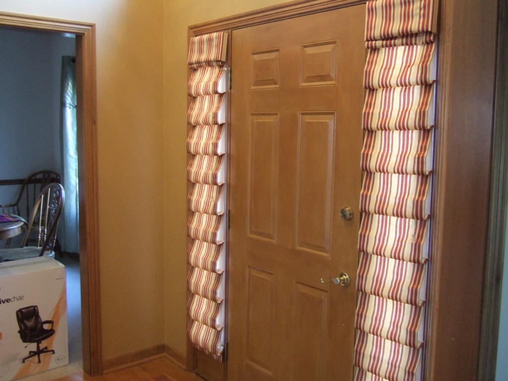 Front Door Side Panel Curtains Business For Curtains Decoration Pertaining To Main Door Curtains (Image 6 of 15)