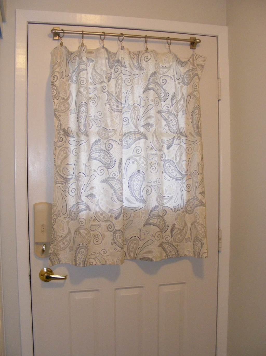 Front Doors Mesmerizing Front Door Curtain Idea Front Door For Main Door Curtains (View 4 of 15)