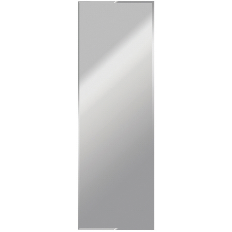 Full Length Frameless Wall Mirror Frameless Wall Mirror For The With Full Length Frameless Mirror (Image 3 of 15)