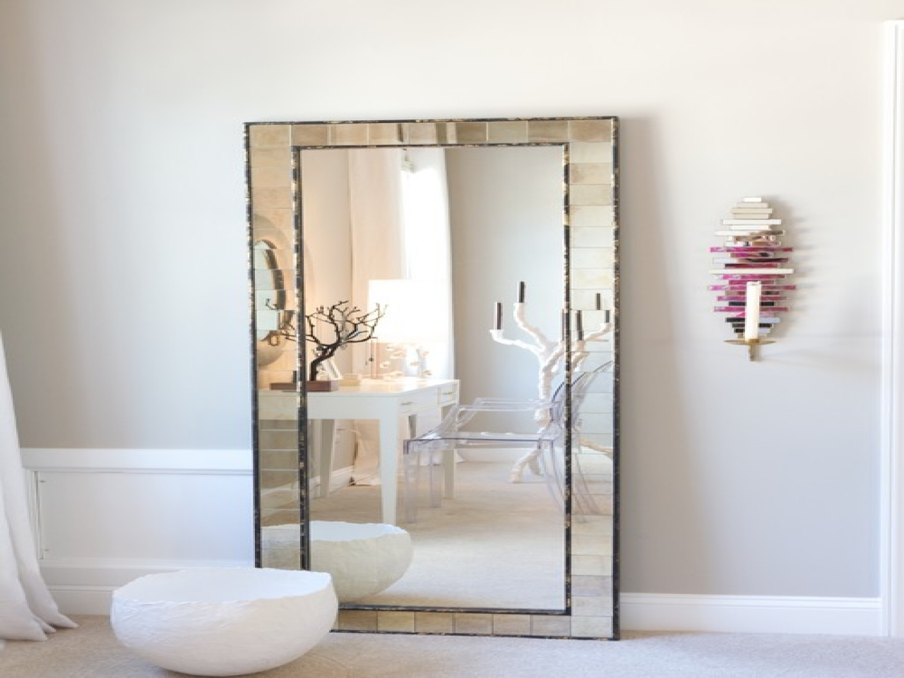 Full Length Mirror For Bedroom Pierpointsprings With Vintage Full Length Mirrors (Image 5 of 15)