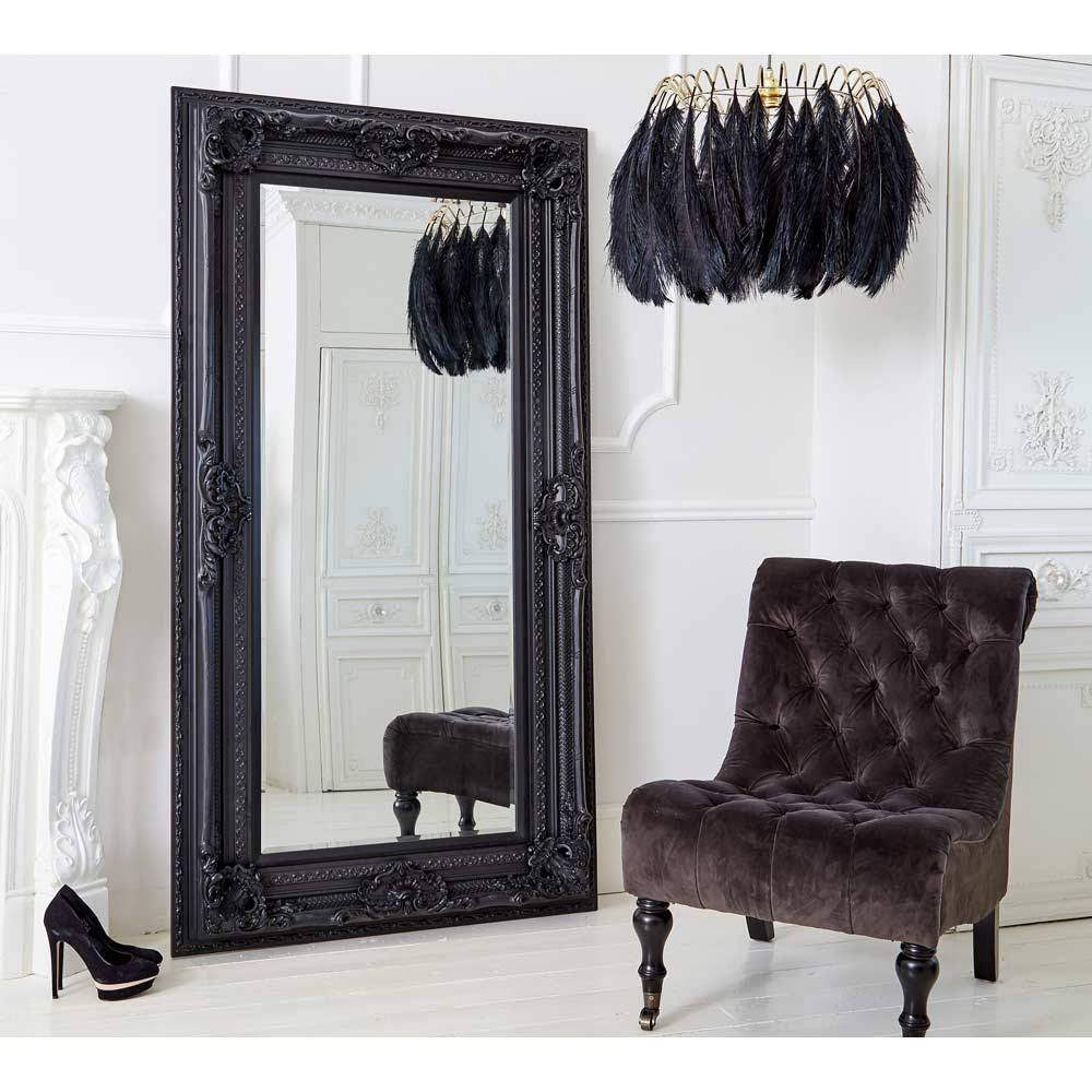 Full Length Mirrors French Bedroom Company Within Full Length French Mirror (View 10 of 15)