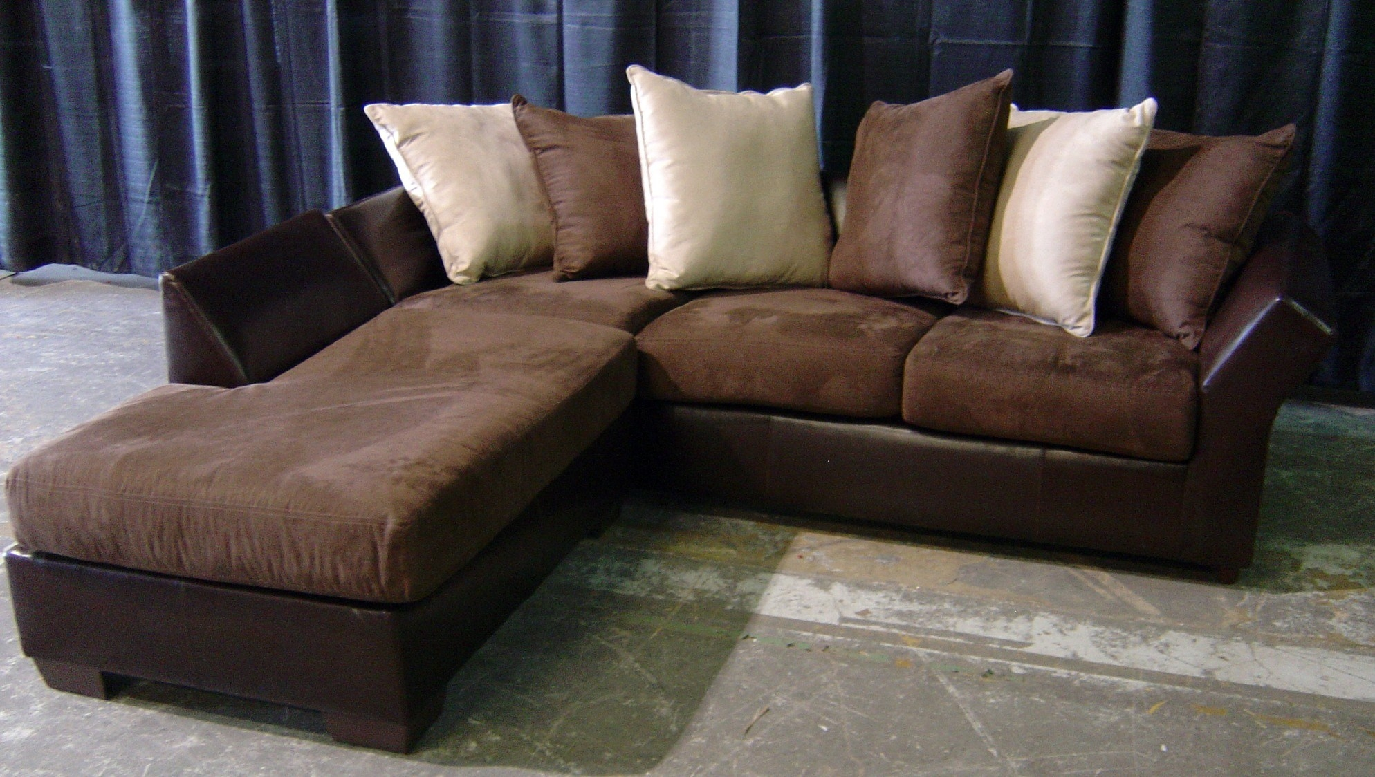 Furniture Brown Leather Sectional Couches Craigslist Missoula Pertaining To Craigslist Sectional Sofa (View 4 of 15)