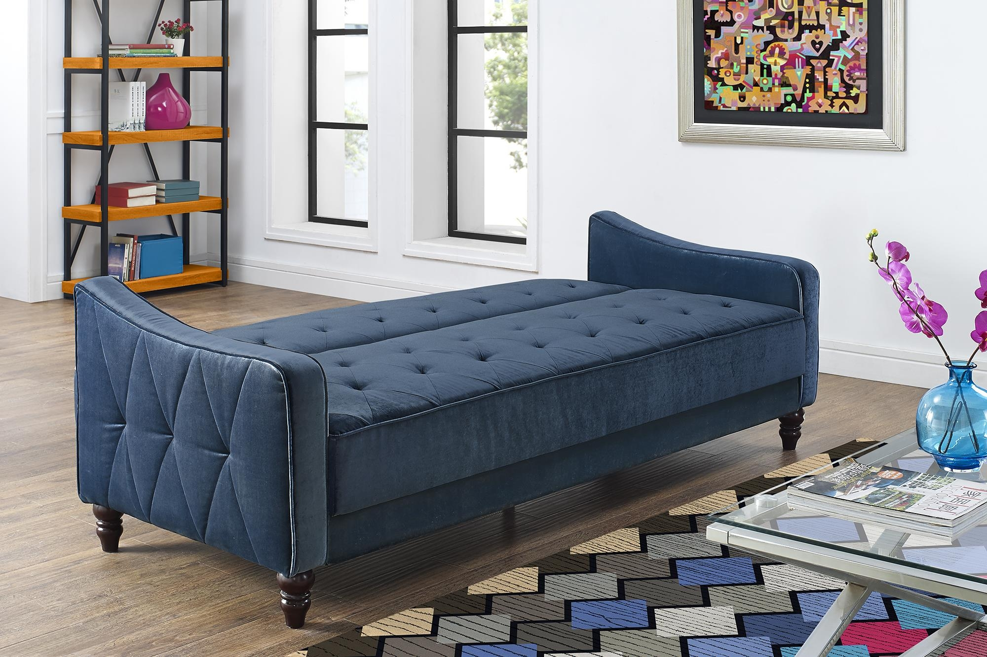 Furniture Couches At Walmart To Keep Your Living Room Stylish And With Regard To Affordable Tufted Sofa (View 15 of 15)