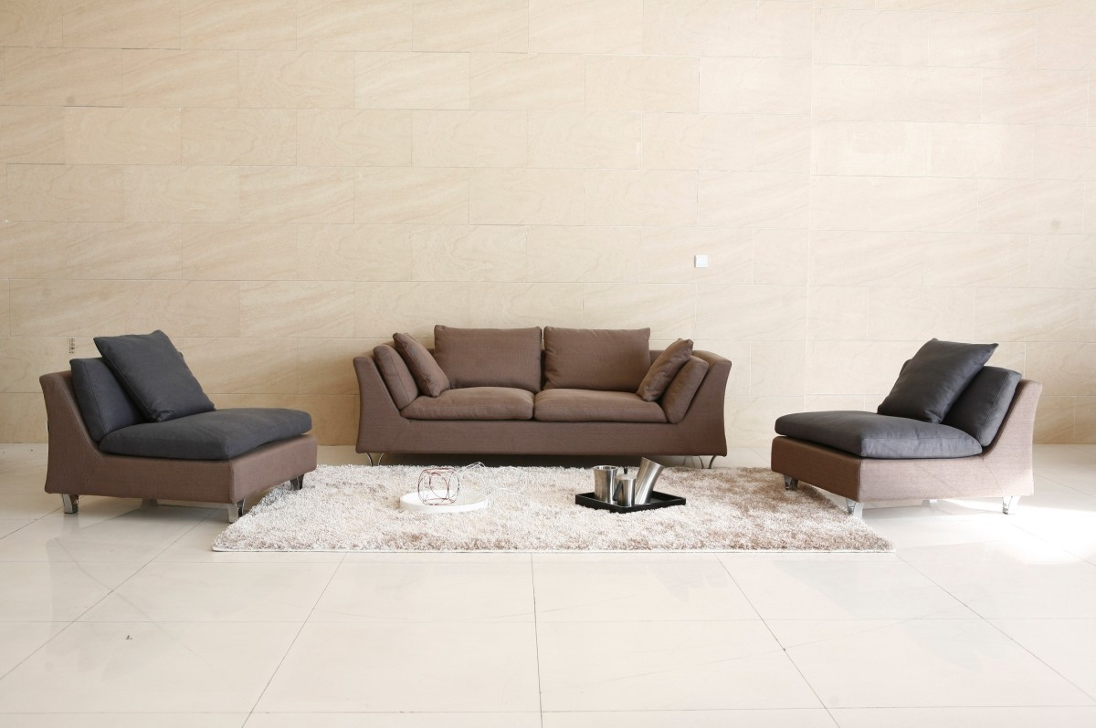 Furniture Modern Sofa Designs That Will Make Your Living Room For Elegant Fabric Sofas (Image 11 of 15)