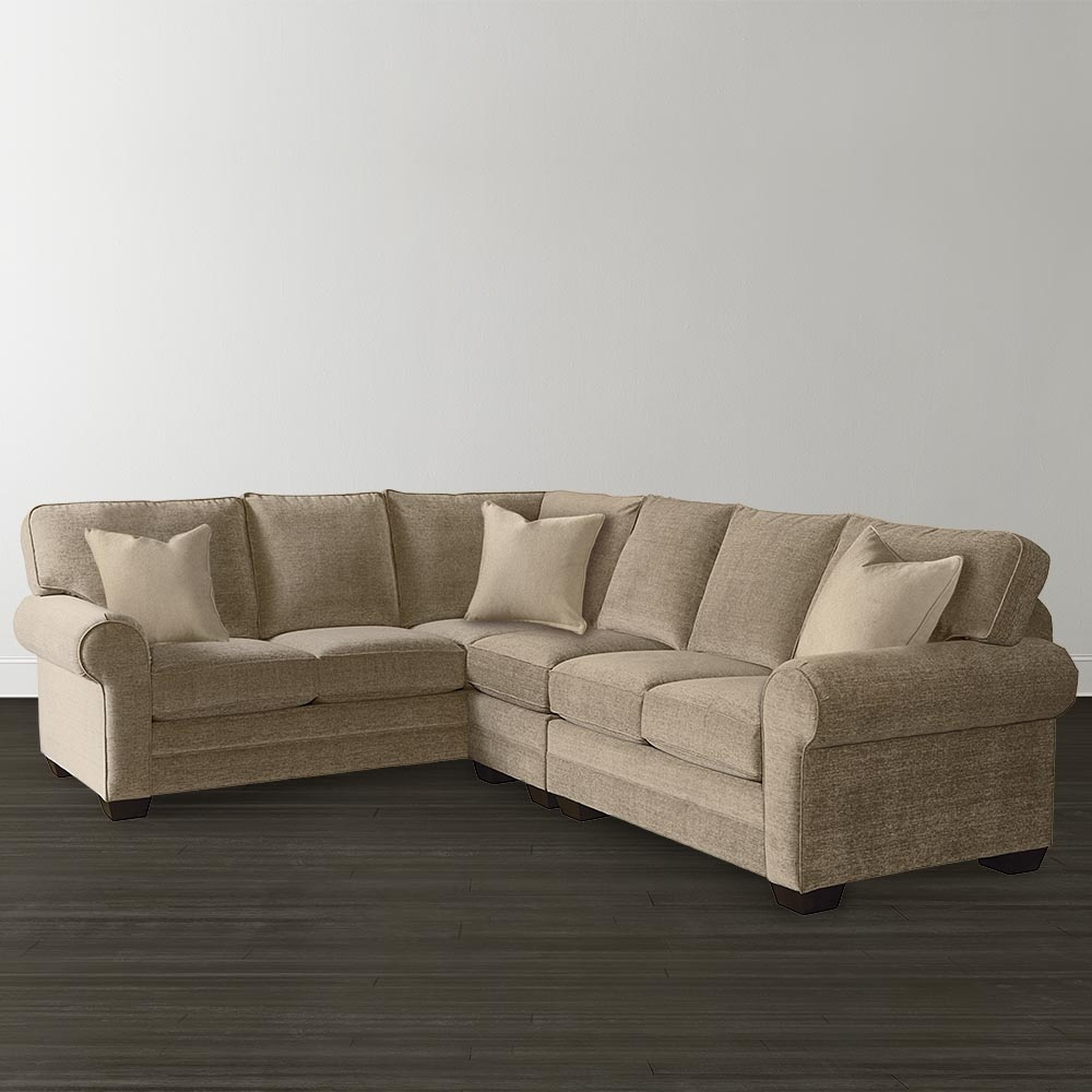 Furniture Modular Sectional Small Sofa Sectionals Cleaning Pertaining To Bassett Sofa Bed (Image 7 of 15)