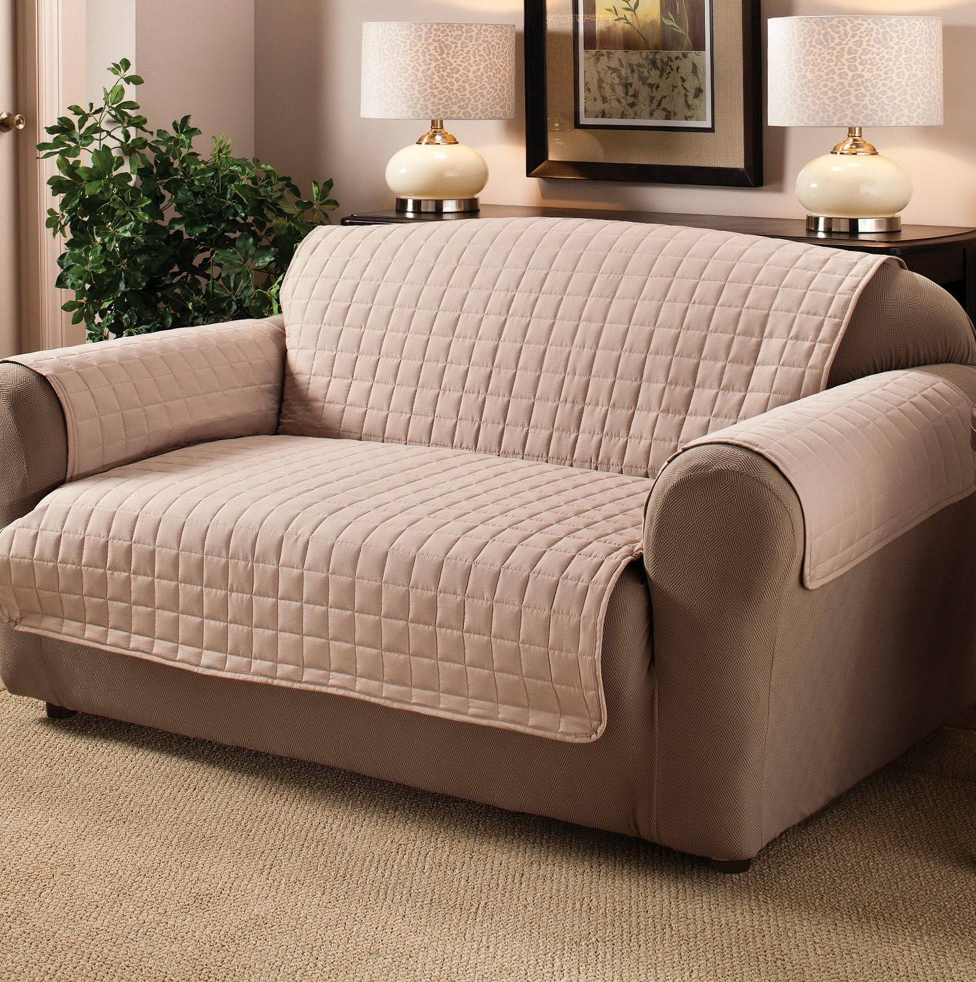 Furniture Perfect Living Room With Sofa Slipcovers Walmart For With Regard To Contemporary Sofa Slipcovers (Image 7 of 15)