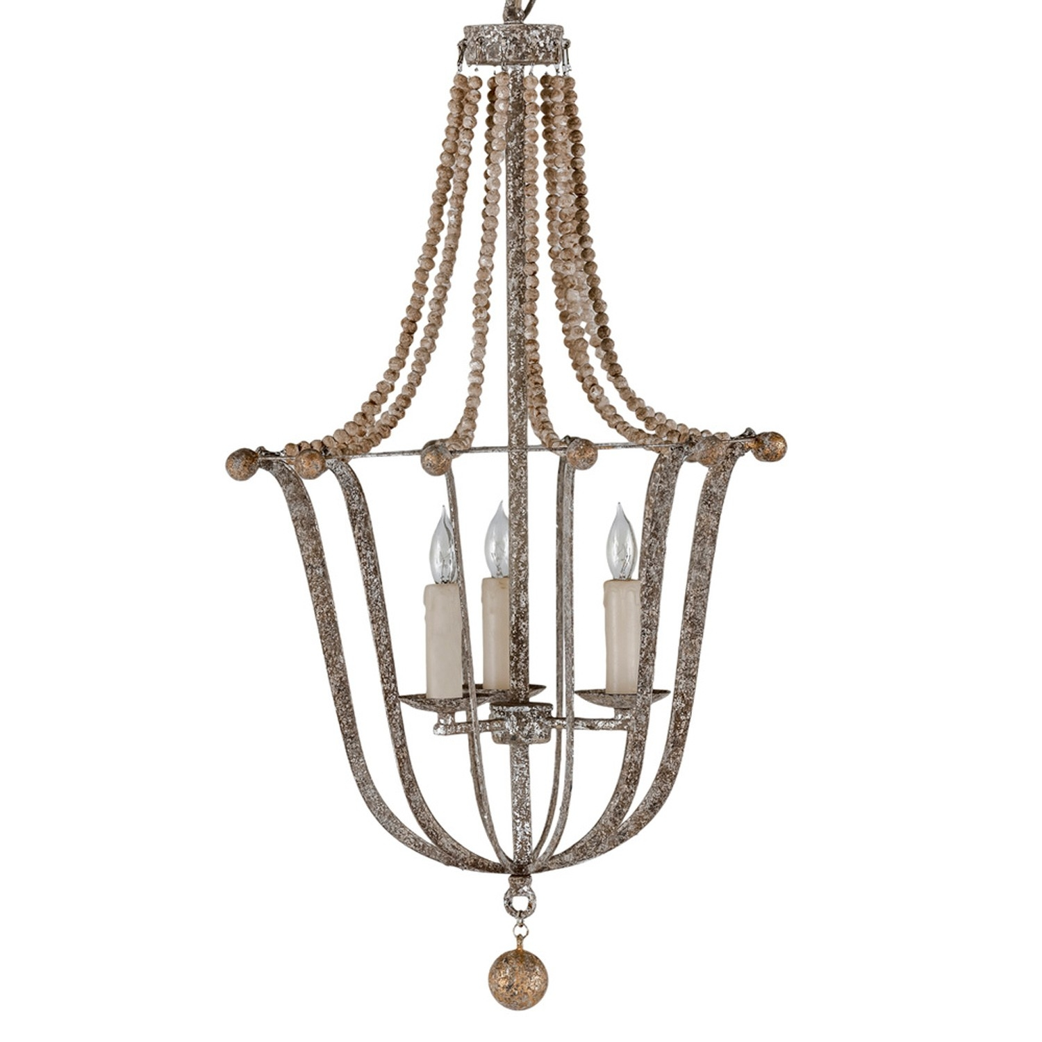 Gab Jenna Chandelier Candelabra Inc In Gabby Chandelier (Image 7 of 15)