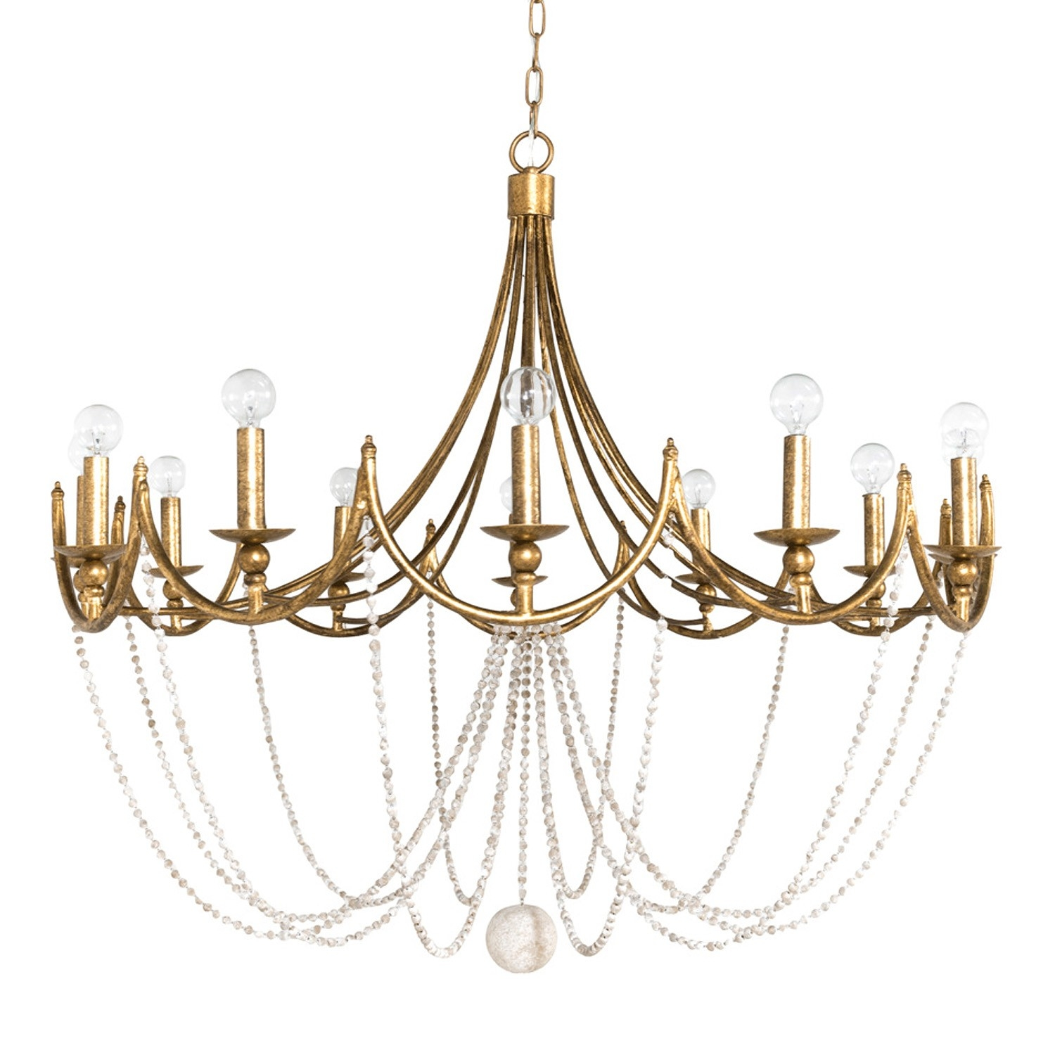 Gab Sandra Chandelier Candelabra Inc In Gabby Chandelier (Image 12 of 15)