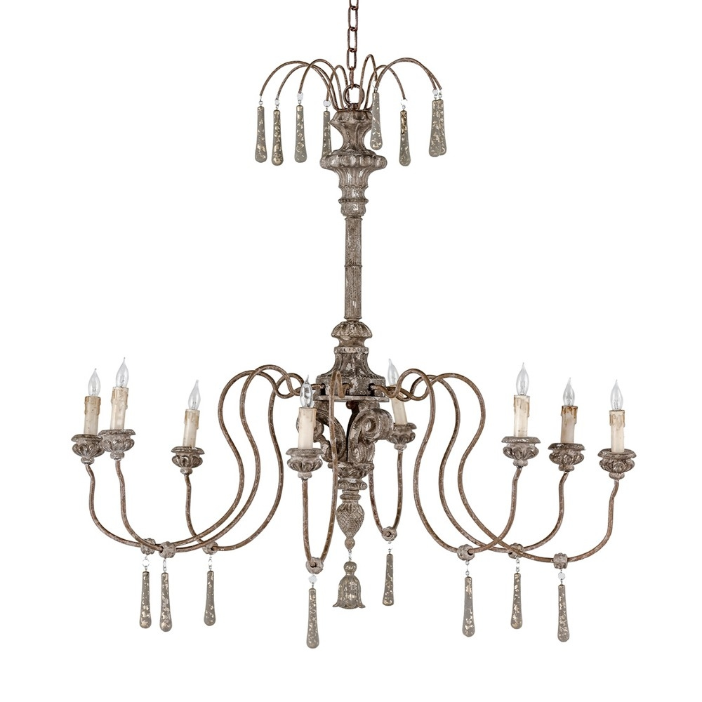 Gab Vincent Chandelier Candelabra Inc For Gabby Chandelier (Image 14 of 15)