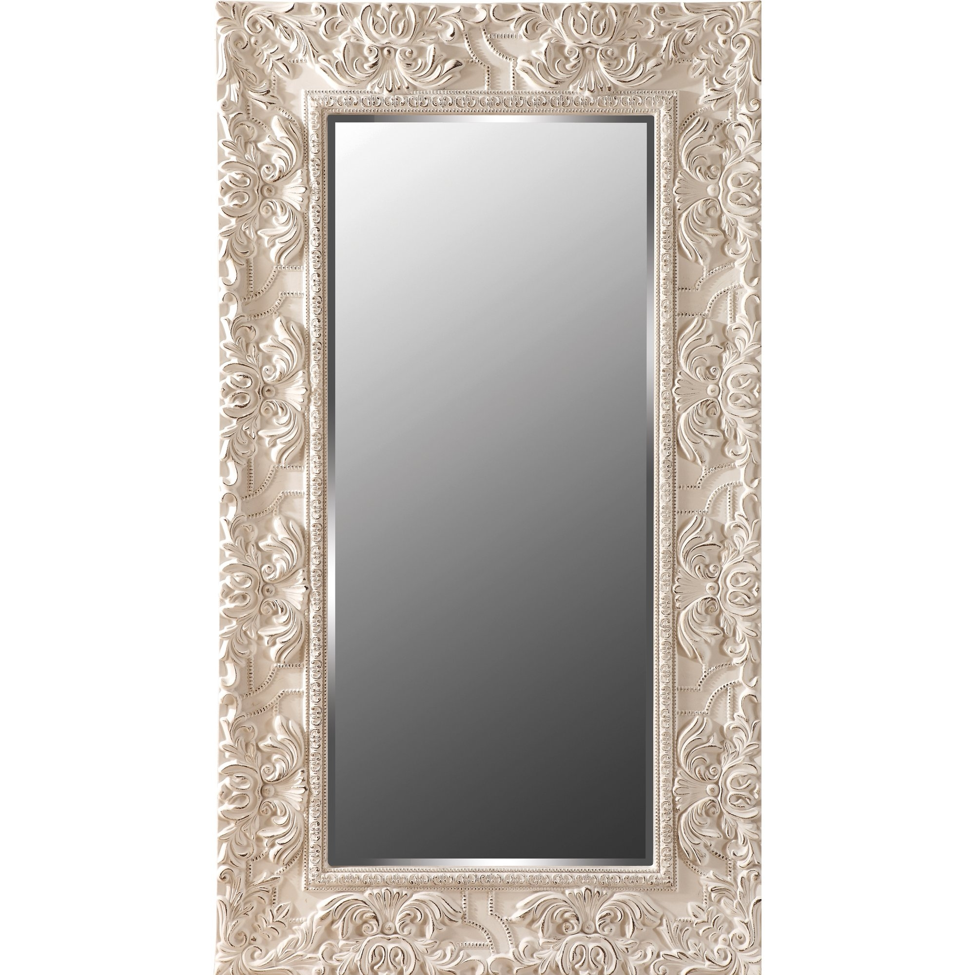 Galaxy Home Decoration Winston Full Length Floor Mirror Reviews With Full Length Silver Mirror (Image 8 of 15)