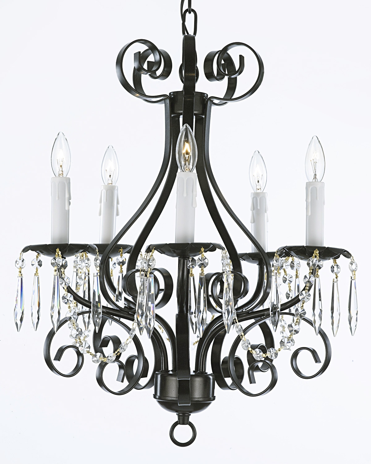 Gallery Regarding French Chandeliers (Image 14 of 15)