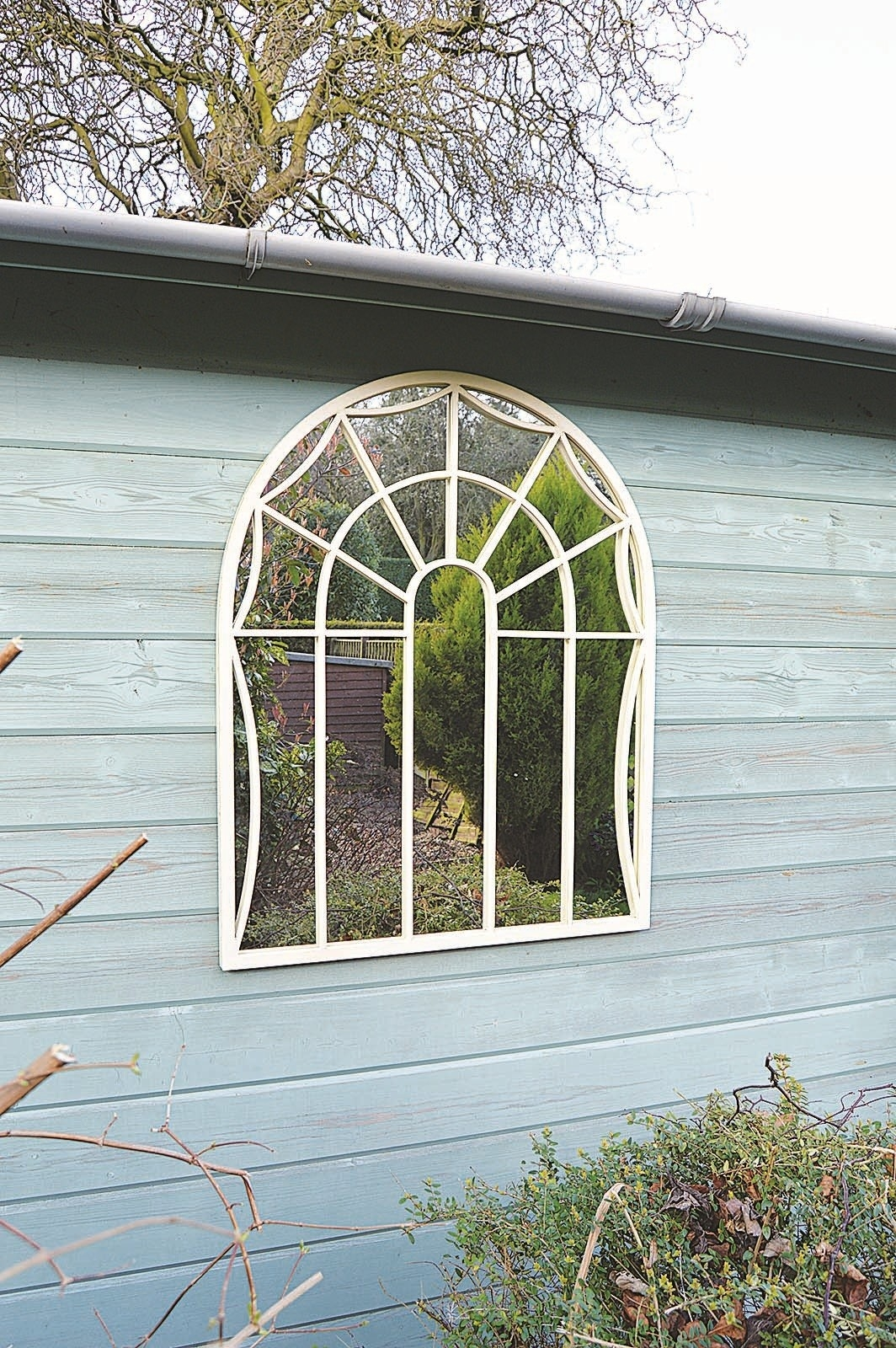 Garden Mirrors Category For Garden Wall Mirrors (Image 7 of 15)