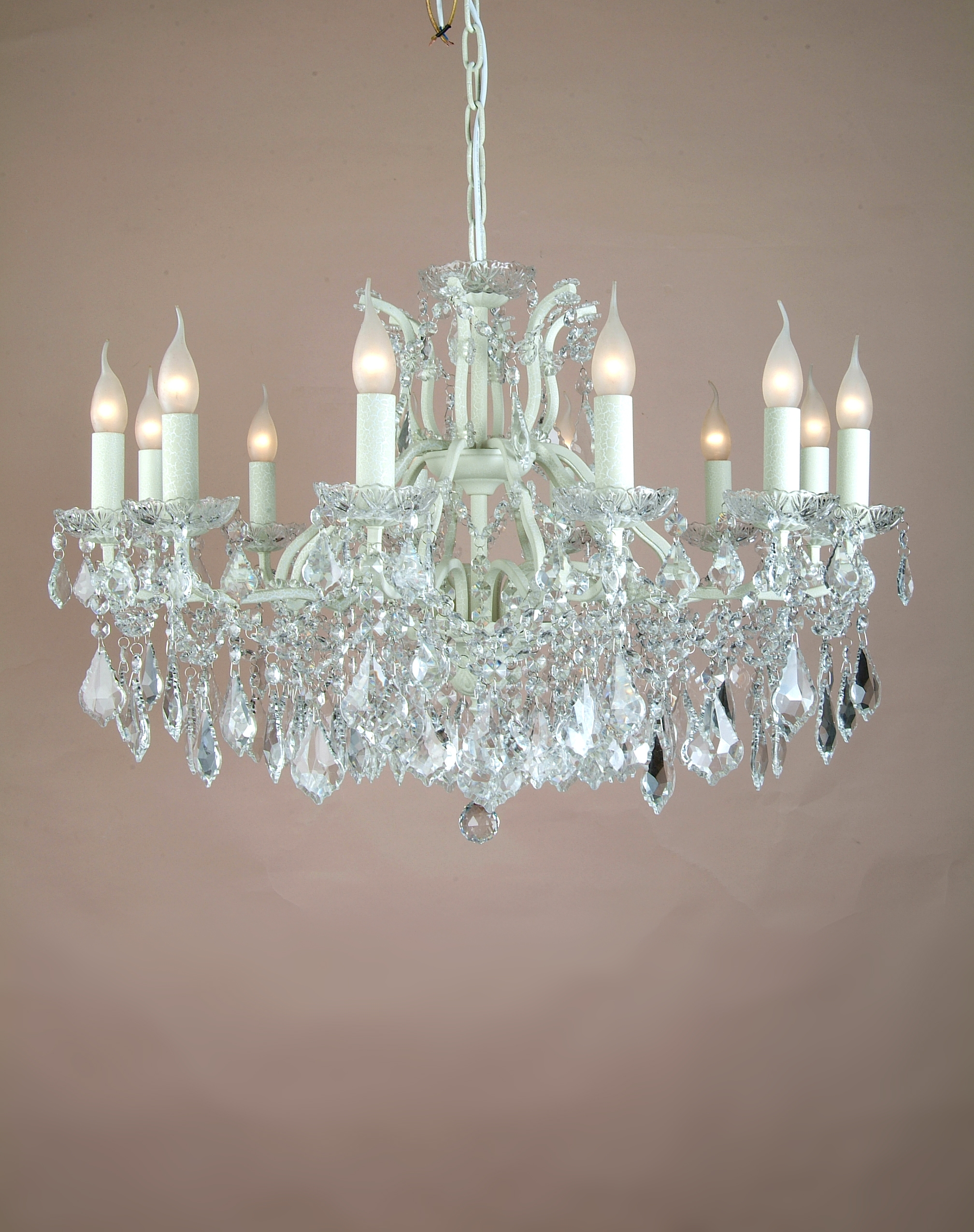 Glass Chandeliers Superb For Your Designing Home Inspiration With Regarding Glass Chandeliers (Image 7 of 15)