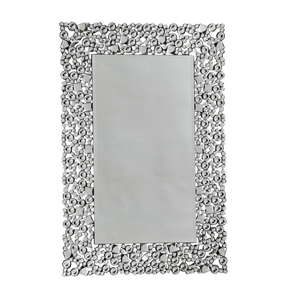 Glitz Mirror Posh Mirrors And More In Glitzy Mirrors (View 2 of 15)