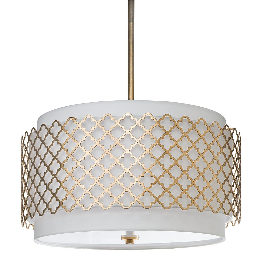 Featured Image of Gold Modern Chandelier