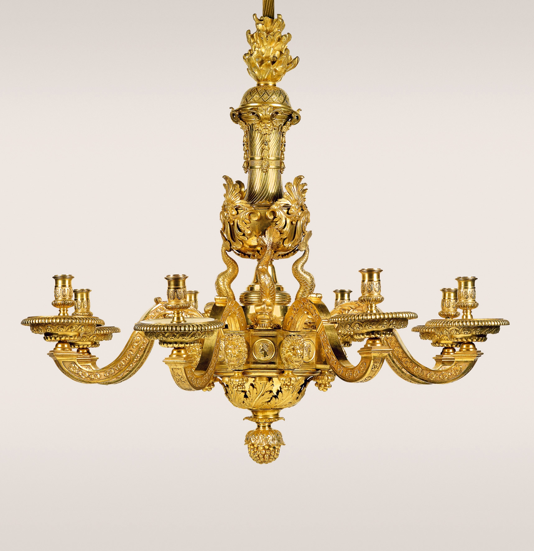 15 s Egyptian Chandelier