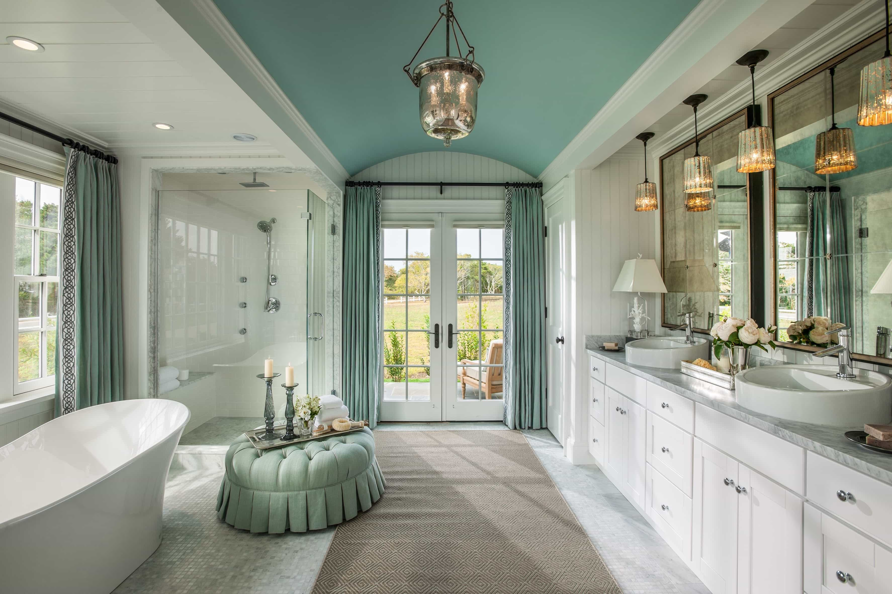 Featured Image of Gorgeous Vintage Bathroom With Luxury Nuance