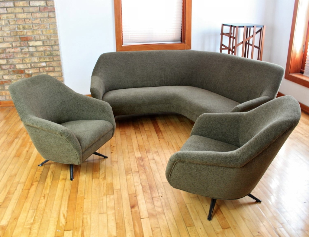 Great Small Curved Sofa 14 On Contemporary Sofa Inspiration With Throughout Contemporary Curved Sofas (Image 9 of 15)