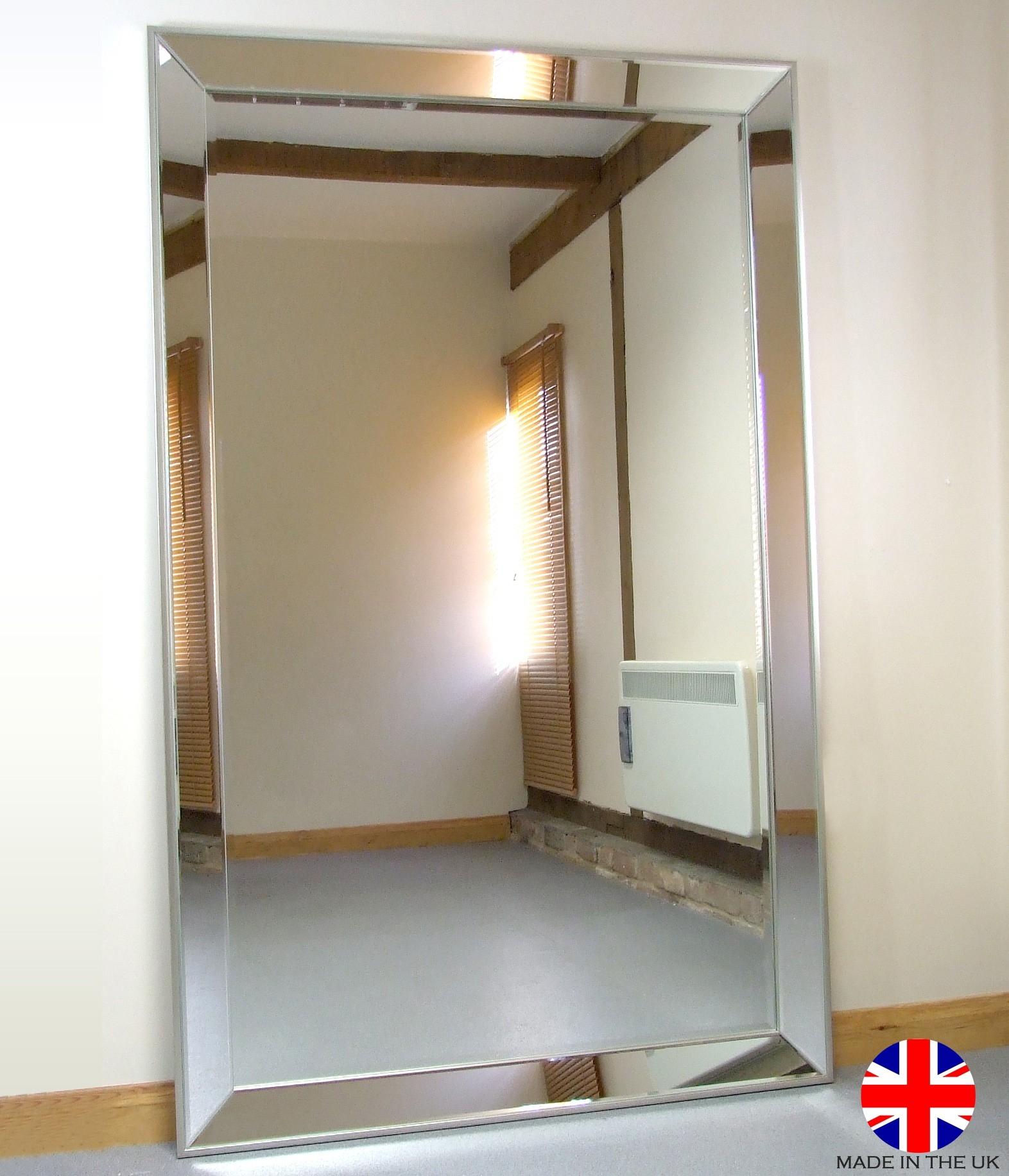 Hallway Mirrors Most Widely Used Home Design Regarding Large Bevelled Edge Mirror (Image 3 of 15)