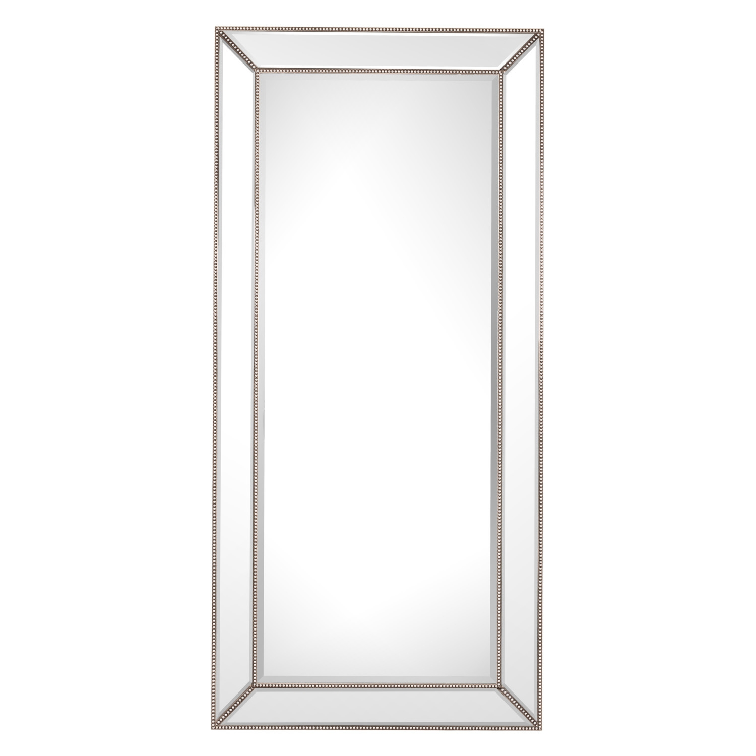 Hamilton Bevelled Mirror With Bevelled Glass Mirror (Image 8 of 15)