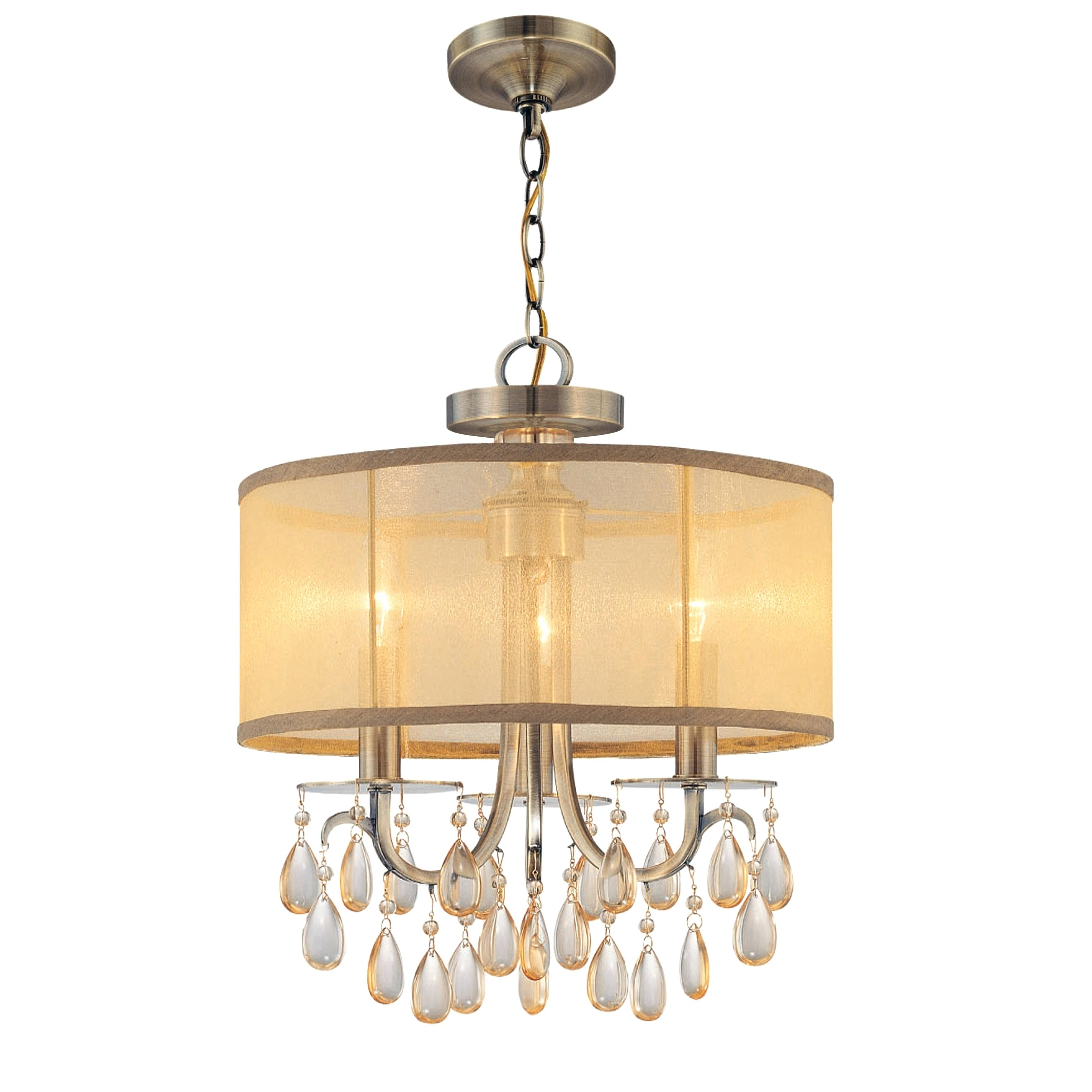 Hampton Bay Chandelier Engageri With Regard To Large Black Chandelier (Image 7 of 15)