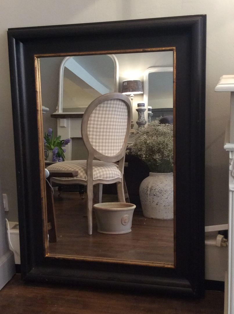 Hand Painted Furniture Mirrors For Sale Large Black Mirror In Large Black Mirrors For Sale (Image 9 of 15)