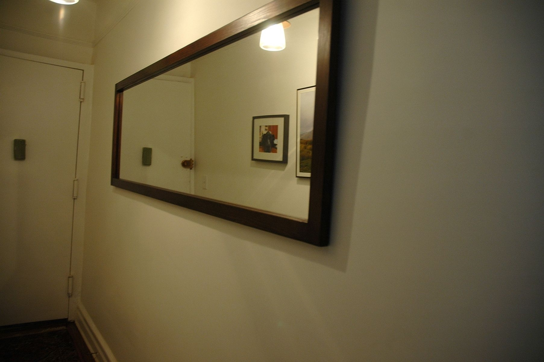 Handmade Long Hallway Mirror Wooden It Be Nice Custommade For Large Hallway Mirror (Image 8 of 15)