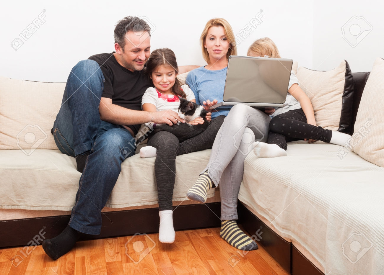 Featured Image of Family Sofa