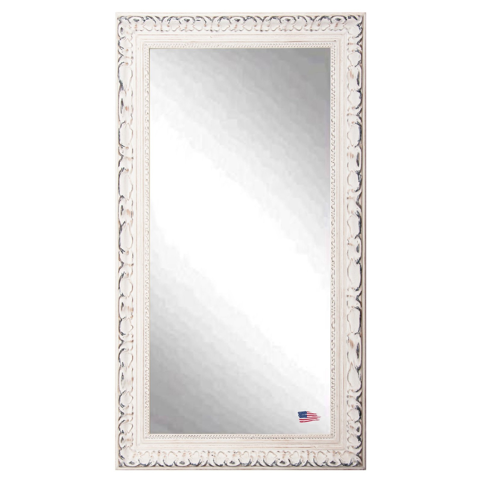 Have To Have It French Victorian White Floor Mirror 490 For Victorian Floor Mirror (Image 10 of 15)