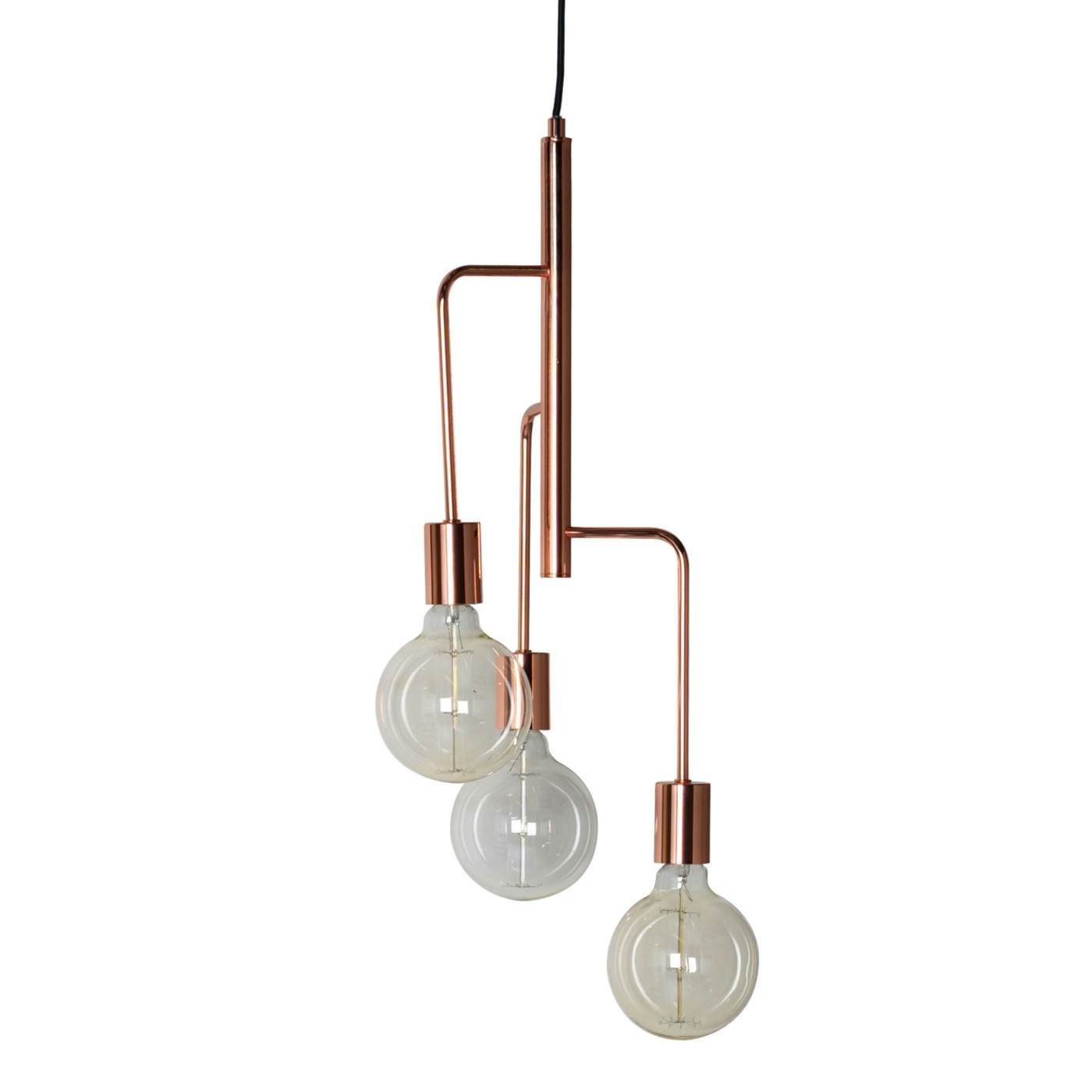 Heals Junction Chandelier For Copper Chandelier (Image 7 of 15)