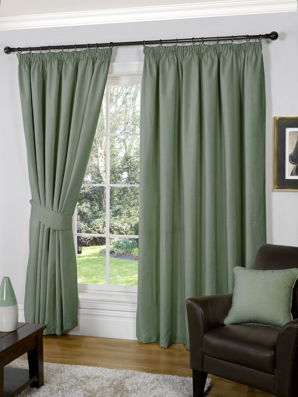 Heavy Lined Curtains In Heavy Lined Curtains (Image 5 of 15)