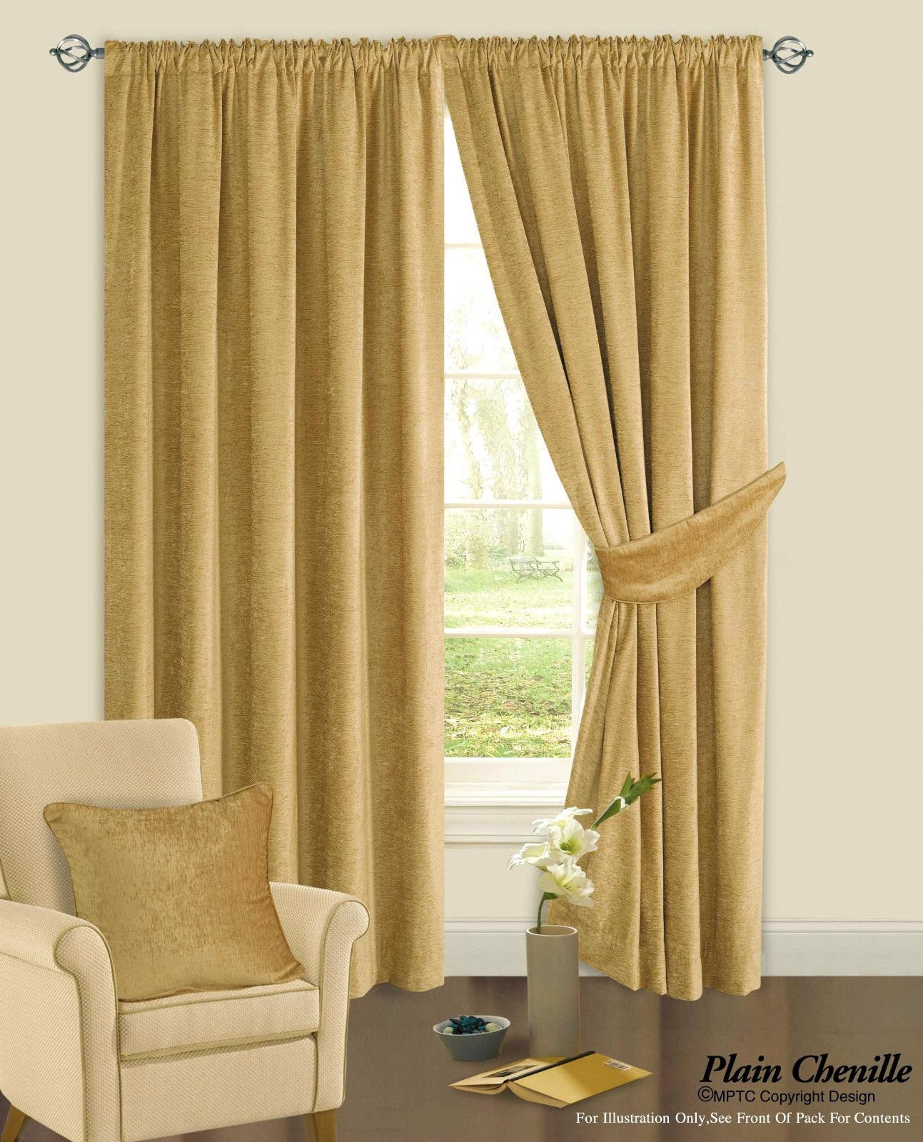 Featured Image of Heavy Lined Curtains