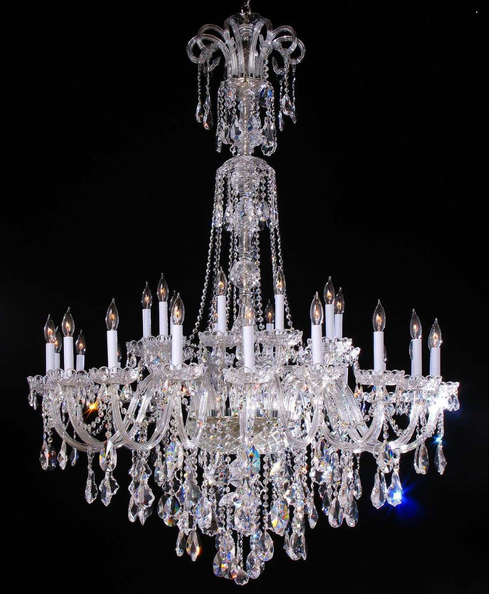 High Quality Wholesale Big Chandelier From China Big Chandelier Intended For Huge Crystal Chandelier (Image 7 of 15)
