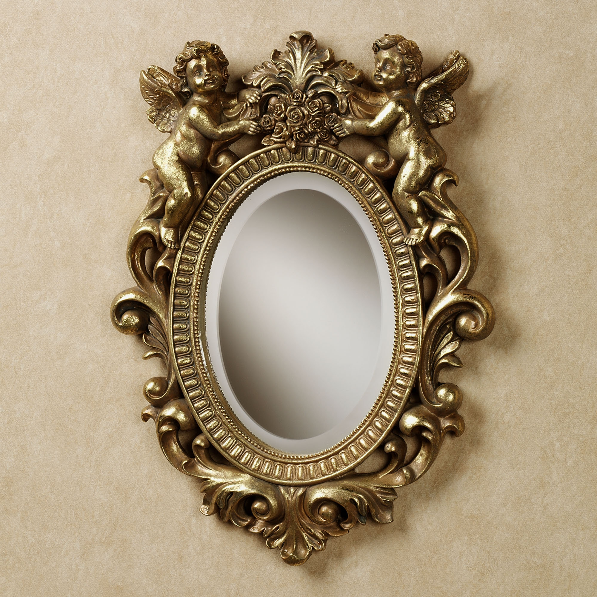 Home Decor Antique Wall Mirrorantique Mirrorwall Mirrordecor For Antique Wall Mirrors (Image 13 of 15)