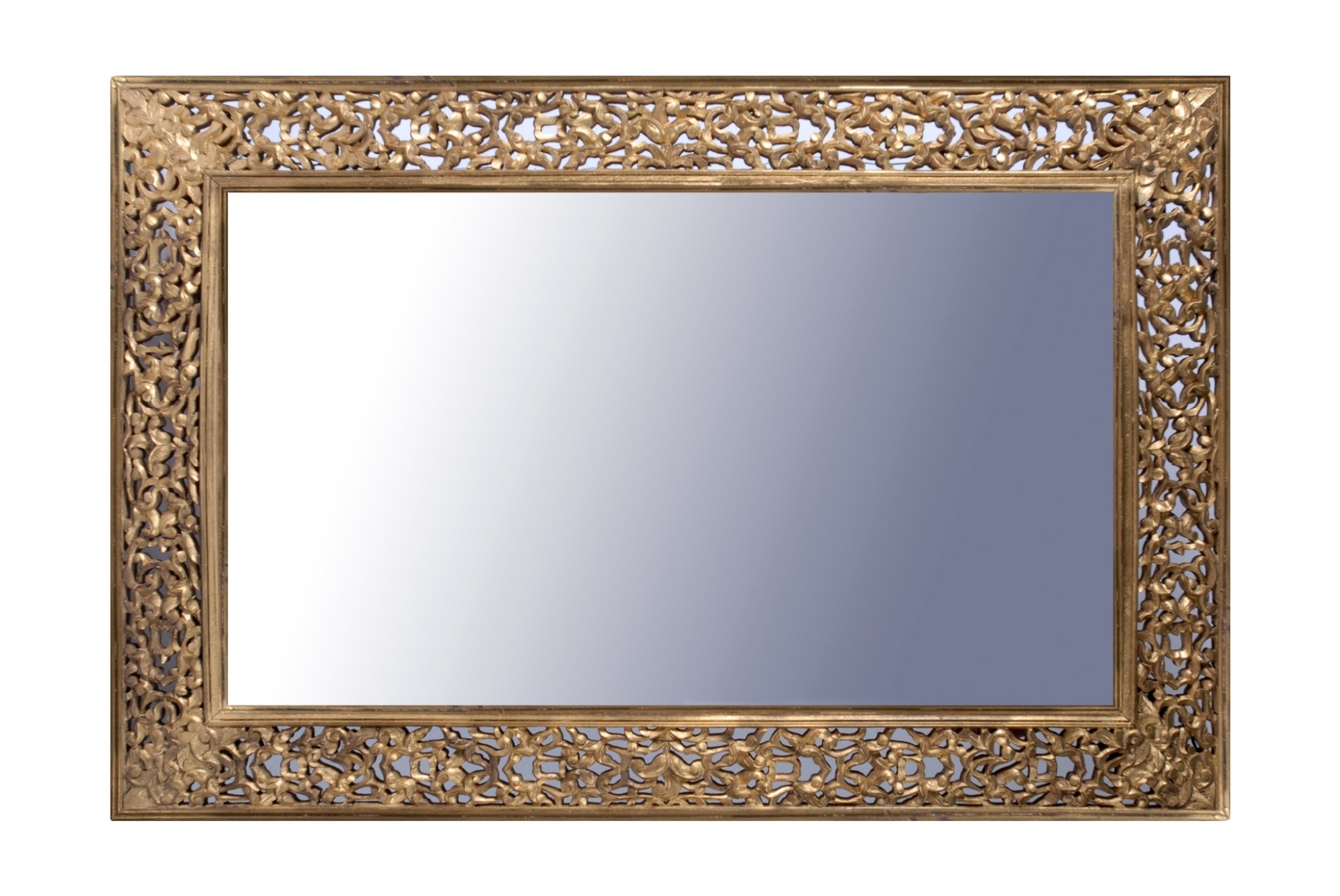 Home Decor Fascinating Antique Mirror Images Design Inspirations Regarding Gold Antique Mirrors (Photo 1 of 15)